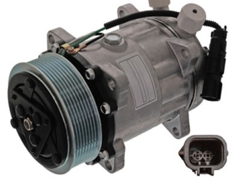 Febitip: Air-conditioning compressors for commercial vehicles